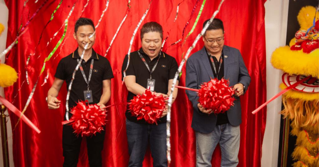Broctagon Singapore's Headquarters Opening
