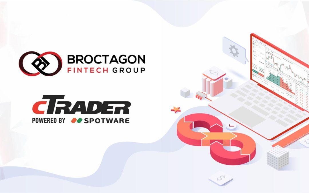 Broctagon Partners Spotware to Offer cTraderPlatform