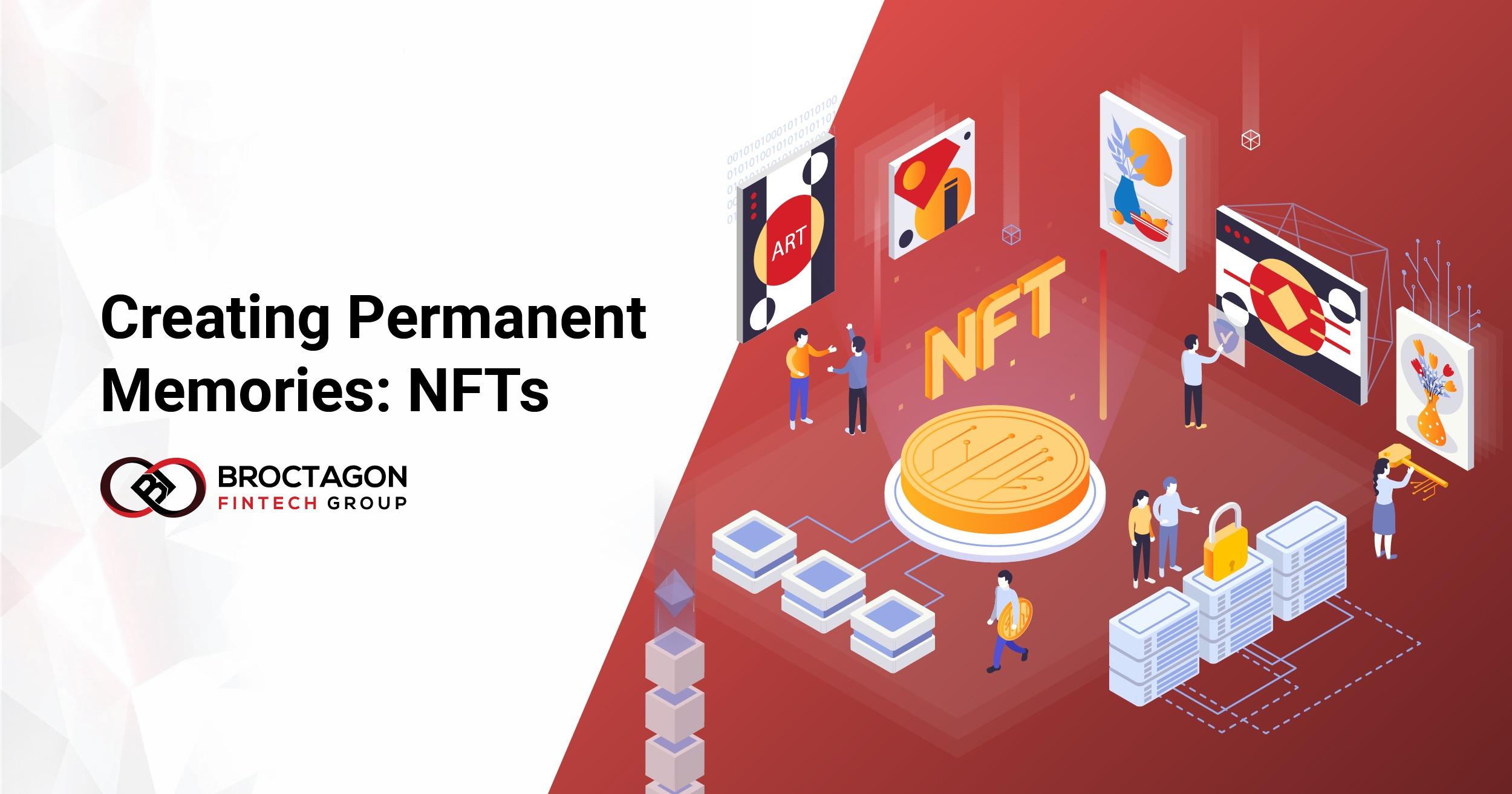 NFTs as Memories
