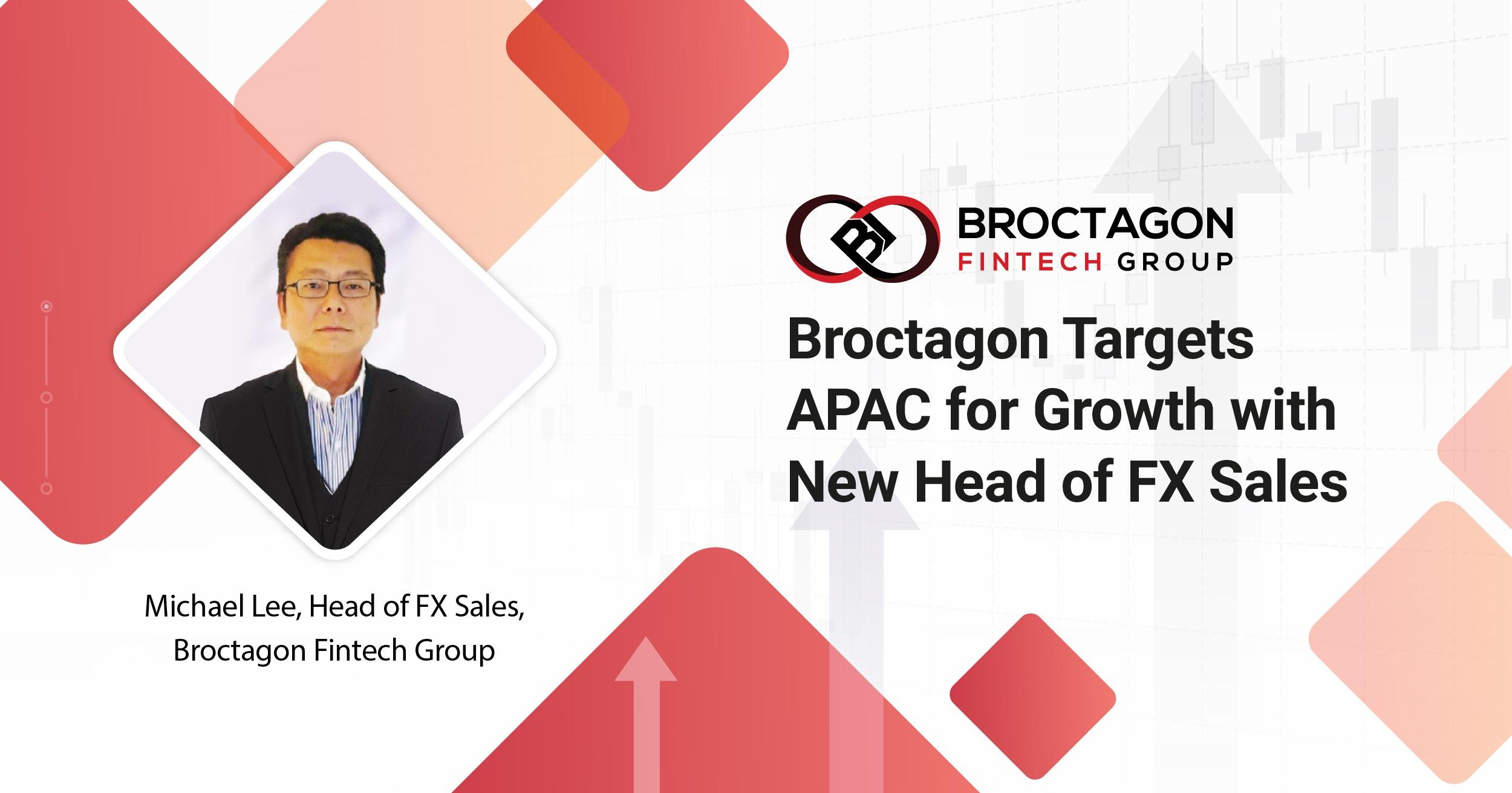 Broctagon apac sales