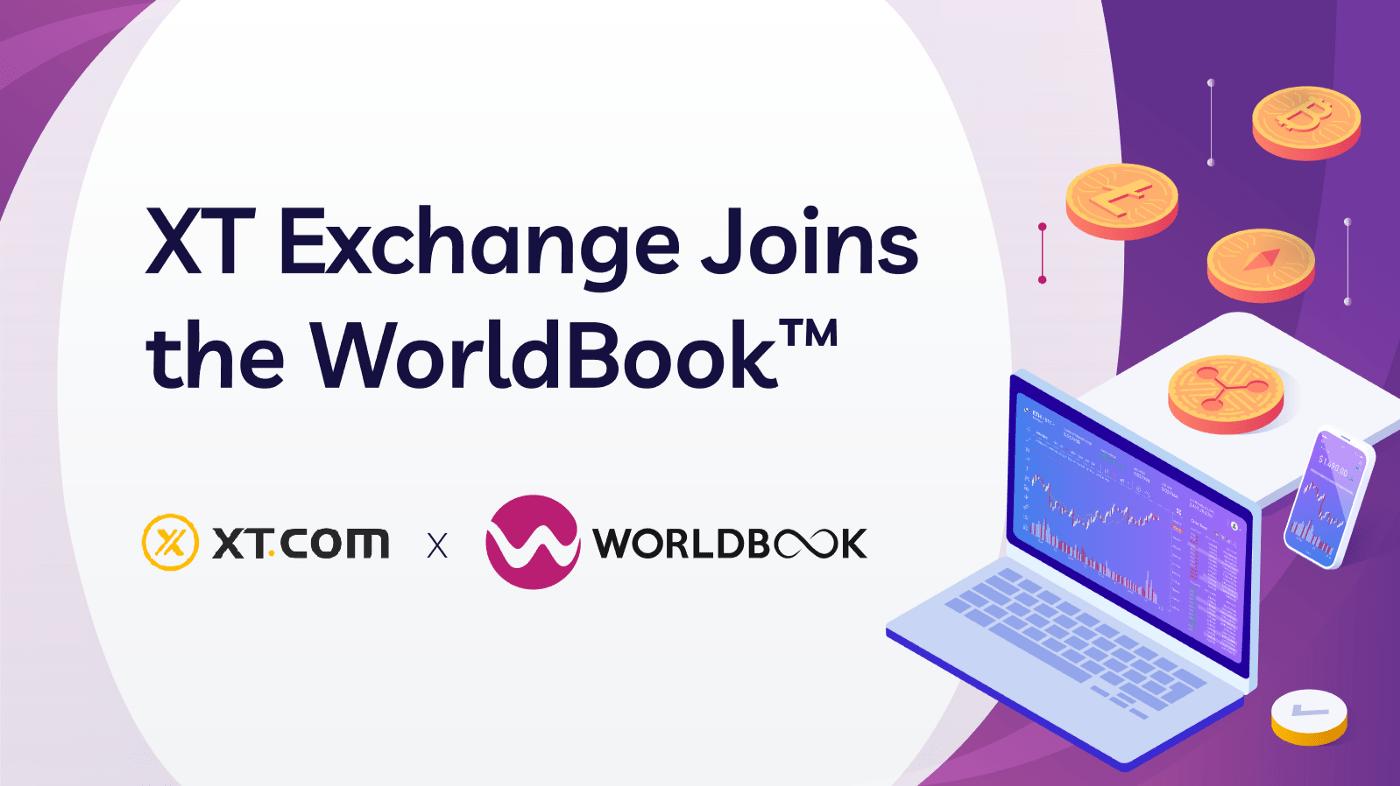 XT Exchange Joins the WorldBook