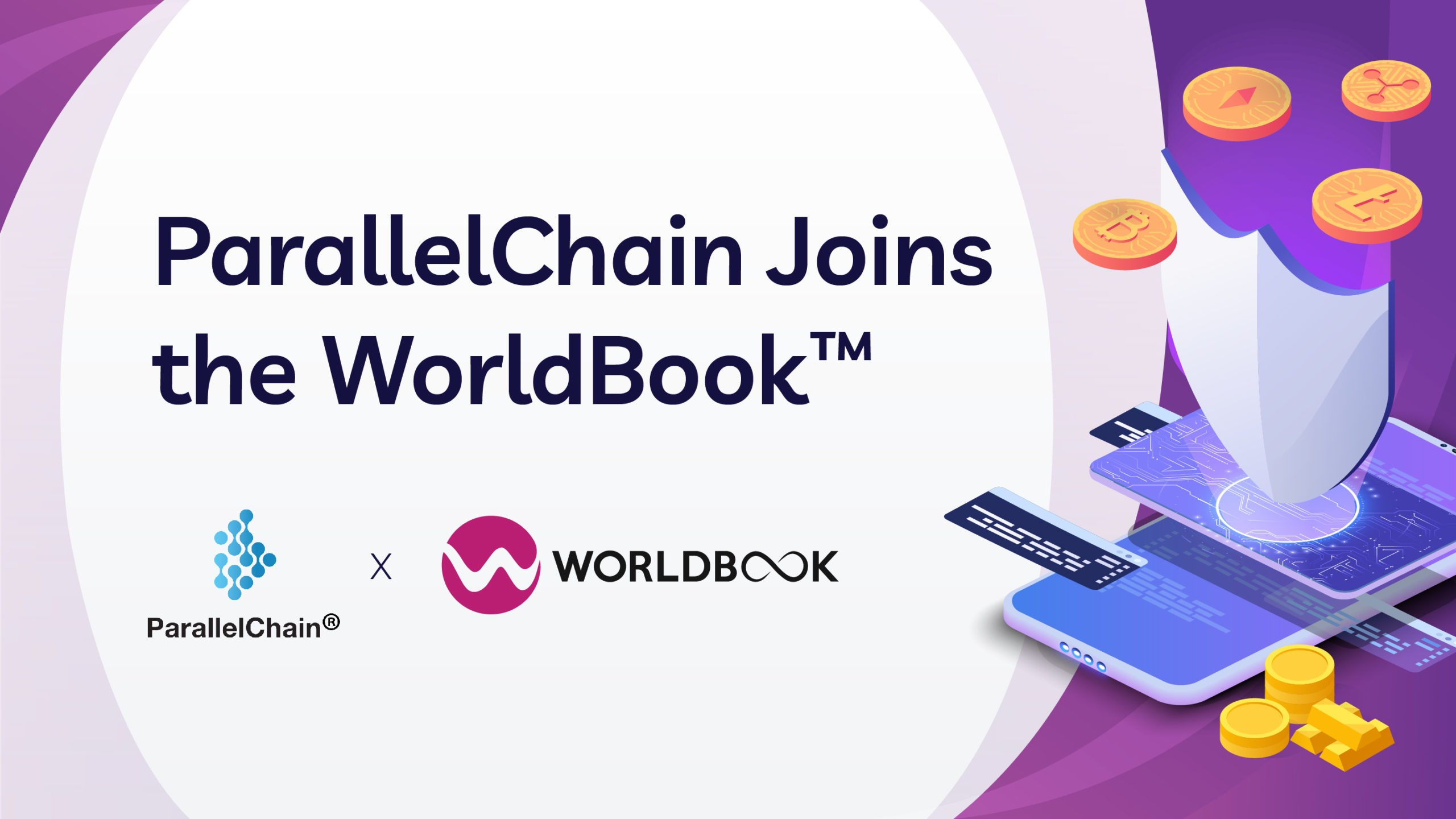 ParallelChain, a Blockchain Wallet Solution Provider, Joins the WorldBook™